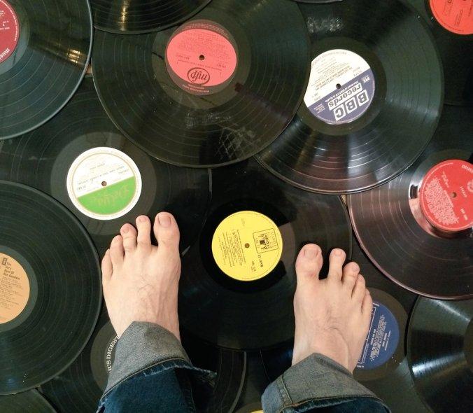 Vinyl Floor_Andrew Filmer